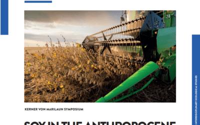 Symposium: Soy in the Anthropocene